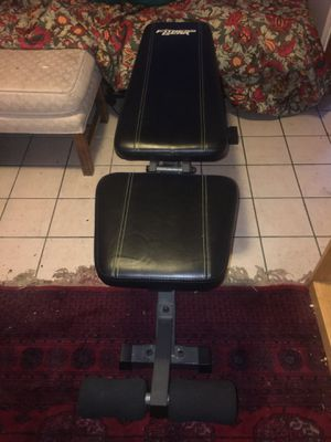 Fitness gear workout bench for Sale in Hampton, NH