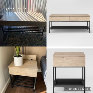 Coffee Table & End Table for Sale in Fresno, CA