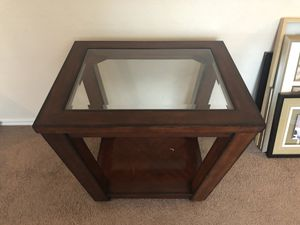 Cherry side table for Sale in Buda, TX