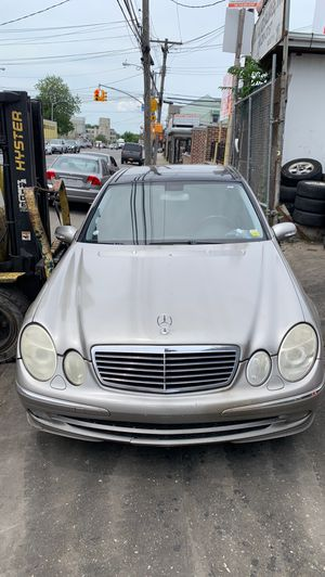 2003 Mercedes Benz E320 Sedan For Parts Only for Sale in Queens, NY