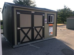 Tuff Shed 10x12 TR700 was $3,773 now $3,395 DELIVERY INCLUDED within 30 miles for Sale in Olivette, MO