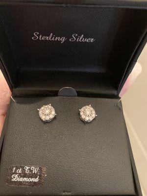 Diamond Earrings for Sale in FL, US