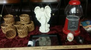 Coasters, Collectible Porcelain Angel, Gumball machine, Collectible Eggs for Sale in Dinuba, CA