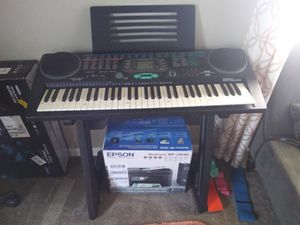 Optimus MD-1150 Electronical Portable Piano Keyboard for Sale in New Port Richey, FL
