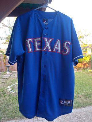 Mens Texas Rangers Jerseys (Plus a few outliers) for Sale in Grand Prairie, TX