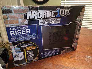 Arcade 1 up Riser Brand new for Sale in Davie, FL