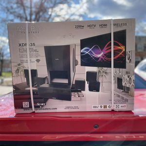 MacPro Home Theater XDR-35 for Sale in McLean, VA