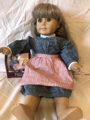 American Girl Doll KIRSTEN for Sale in Austin, TX