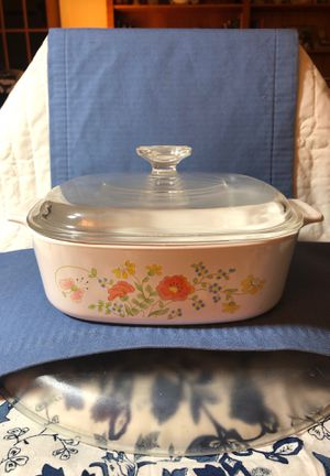 Corning Ware Wildflower Pattern for Sale in Texas City, TX