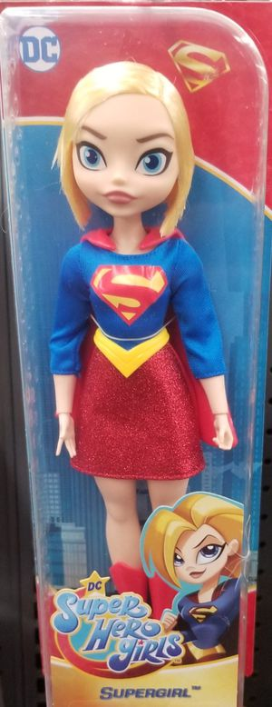 DC Super Hero Super Girl Doll 12' for Sale in Baltimore, MD