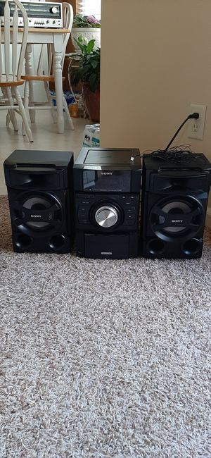 Sony Stereo for Sale in Indian Trail, NC