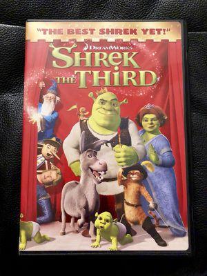 Shrek DVD for Sale in Saint Cloud, FL