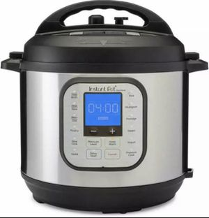 *READ* Instant Pot Duo Nova 6-Quart 7-in-1, One-Touch Multi-Cooker 112-0079-01 for Sale in Las Vegas, NV