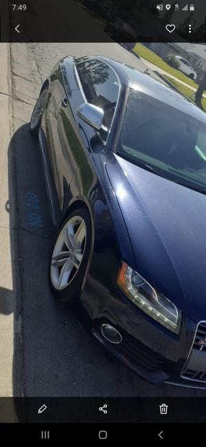 2009 Audi S5 awd 160,000 miles v8 runs great navi $9000 or trade 09 for Sale in El Monte, CA