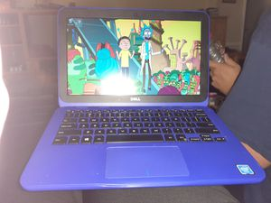 Mini Dell Blue Laptop for Sale in Seffner, FL