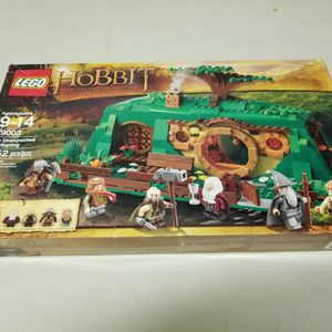 LEGO The Hobbit 79003 An Expected Gathering New Sealed Retired for Sale in Los Angeles, CA