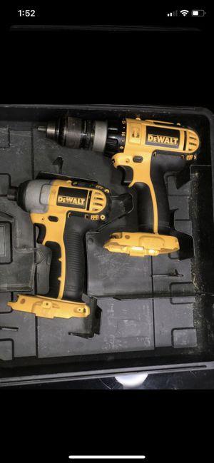 Dewalt power drill set for Sale in Columbus, GA