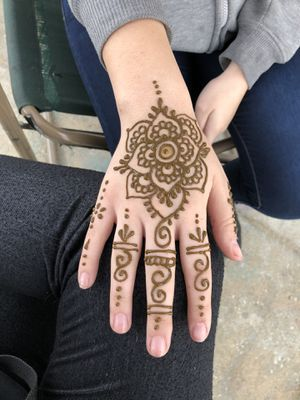 Mehndi bohemian henna for Sale in Los Angeles, CA