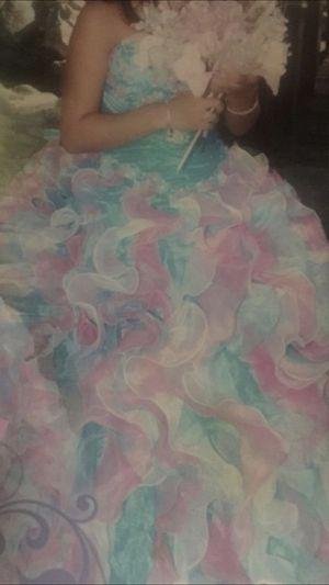 Quinceñera dress for Sale in Phoenix, AZ