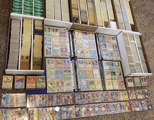 🚨 15 LOT OF OLD POKEMON CARDS ! 🚨 Pokémon Original Sets Lot WOTC for Sale in Phoenix, AZ