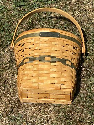 Longaberger Basket for Sale in Seattle, WA