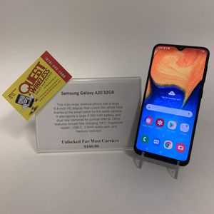 Samsung Galaxy A20 32GB Unlocked for Sale in Kansas City, MO