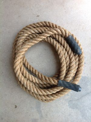 38ft rope for Sale in Poolville, TX