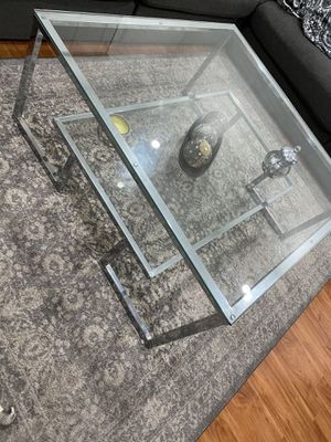 Coffee table and side tables for Sale in Fullerton, CA