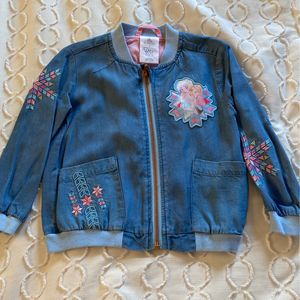 2T Elsa ❄️ Blue Thin Jacket $5 for Sale in Los Angeles, CA