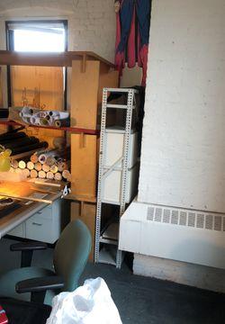 Heavy duty metal shelving for Sale in Boston,  MA
