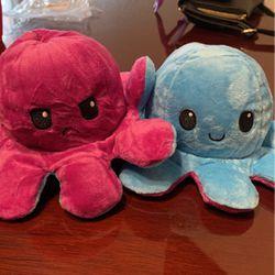 Tiktok Octopus Plushie for Sale in Modesto,  CA