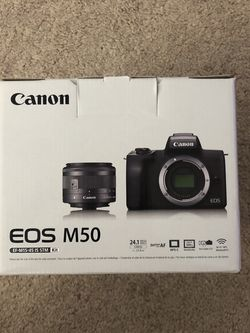 Canon EOS M50 for Sale in Lawndale,  CA