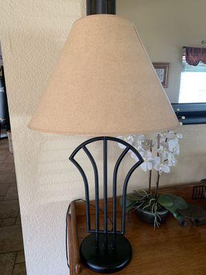 Table lamp for Sale in Modesto, CA
