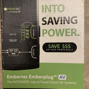 Embertec Emberplug AV for Sale in Hesperia, CA