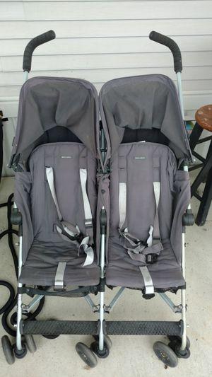 Maclaren double stroller for Sale in Grove City, OH