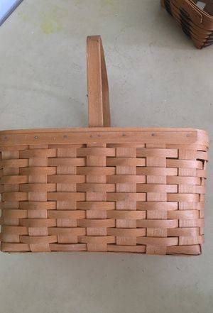 Longaberger basket for Sale in Norfolk, VA