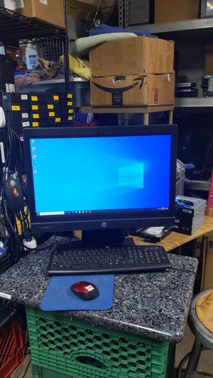 HP ProOne 600 All in One desktop pc for Sale in Baldwin Park, CA