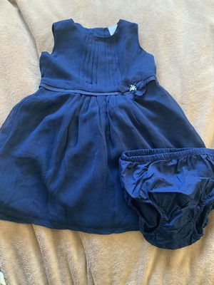 Carter's Navy Baby Girl Dress for Sale in Aptos, CA