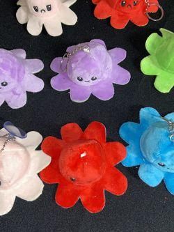 Reversible Mini Octopus 🐙 $3 Each for Sale in Bellflower,  CA