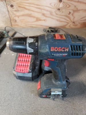 Bosch drill driver set for Sale in Chambersburg, PA
