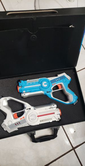 Laser tag guns for Sale in Mesa, AZ