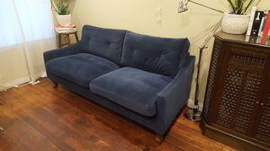 Mid-century modern sofa love seat for Sale in Salt Lake City, UT