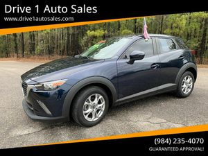 2016 Mazda CX-3 for Sale in Wake Forest, NC