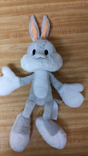 Bugs Bunny Stuffed animal for Sale in Modesto, CA