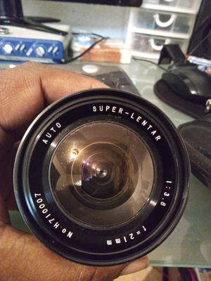 21mm lens for Sale in Dallas, TX