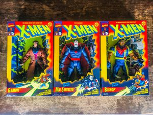 Xmen deluxe edition complete set of 3 1994 for Sale in San Leandro, CA