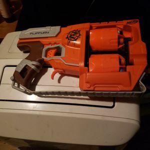 Nerf Flip Fury Soft Dart Gun for Sale in Buena Park, CA