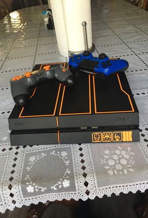 limited edition black ops 4 ps4 for Sale in Versailles, KY