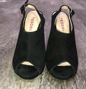 Tesori open-toed heels for Sale in Haymarket, VA