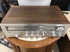 Akai Vintage 80's Stereo Receiver Mint Condition for Sale in Cumberland, RI